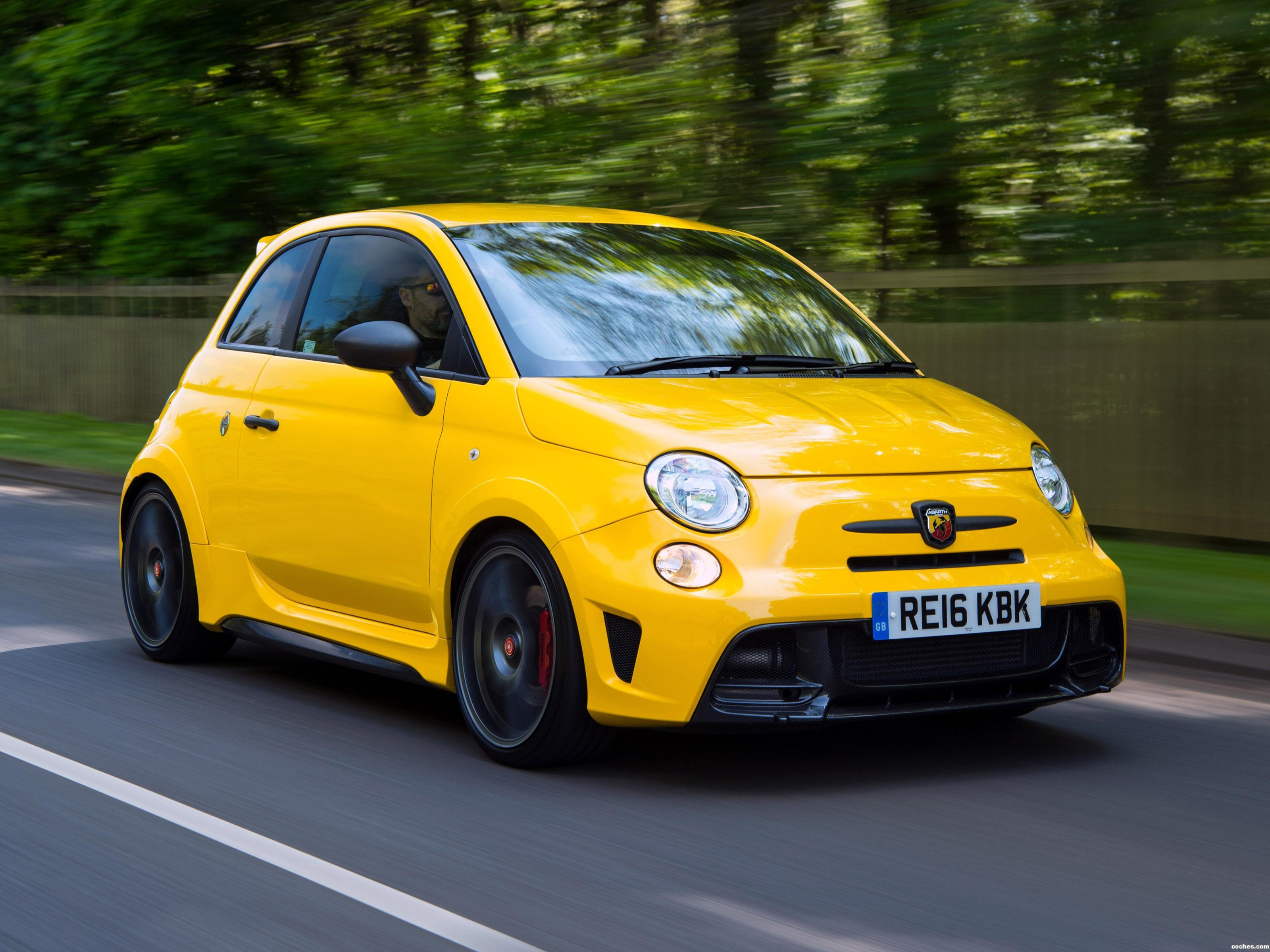 Foto 0 de Abarth 695 Biposto Record UK 2015