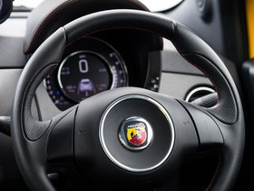 Ver foto 14 de Abarth 695 Biposto Record UK 2015