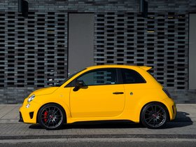 Ver foto 12 de Abarth 695 Biposto Record UK 2015