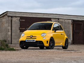 Ver foto 10 de Abarth 695 Biposto Record UK 2015