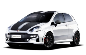 Ver foto 25 de Abarth Punto SuperSport 2012