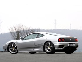 Ver foto 7 de Ferrari Abflug JNH 360 Modena 2007