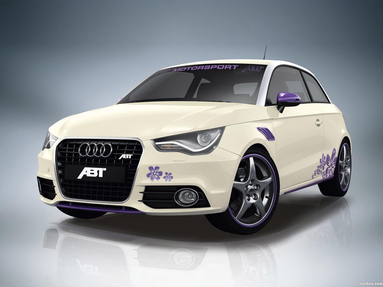 Foto 0 de Audi A1 AS1 ABT 2010