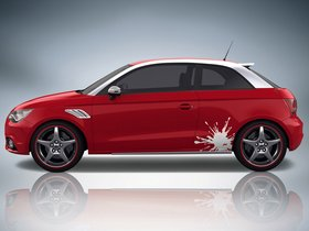 Ver foto 5 de Audi A1 AS1 ABT 2010