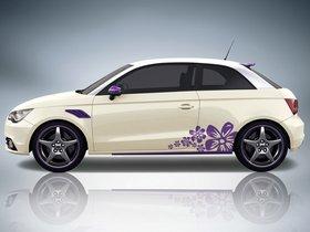 Ver foto 2 de Audi A1 AS1 ABT 2010