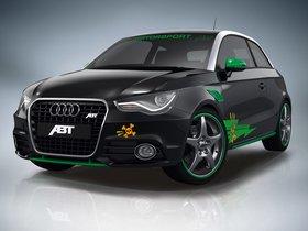 Ver foto 12 de Audi A1 AS1 ABT 2010