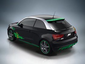Ver foto 11 de Audi A1 AS1 ABT 2010