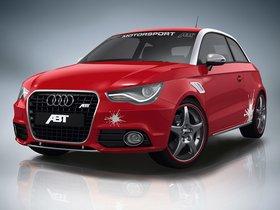 Ver foto 8 de Audi A1 AS1 ABT 2010
