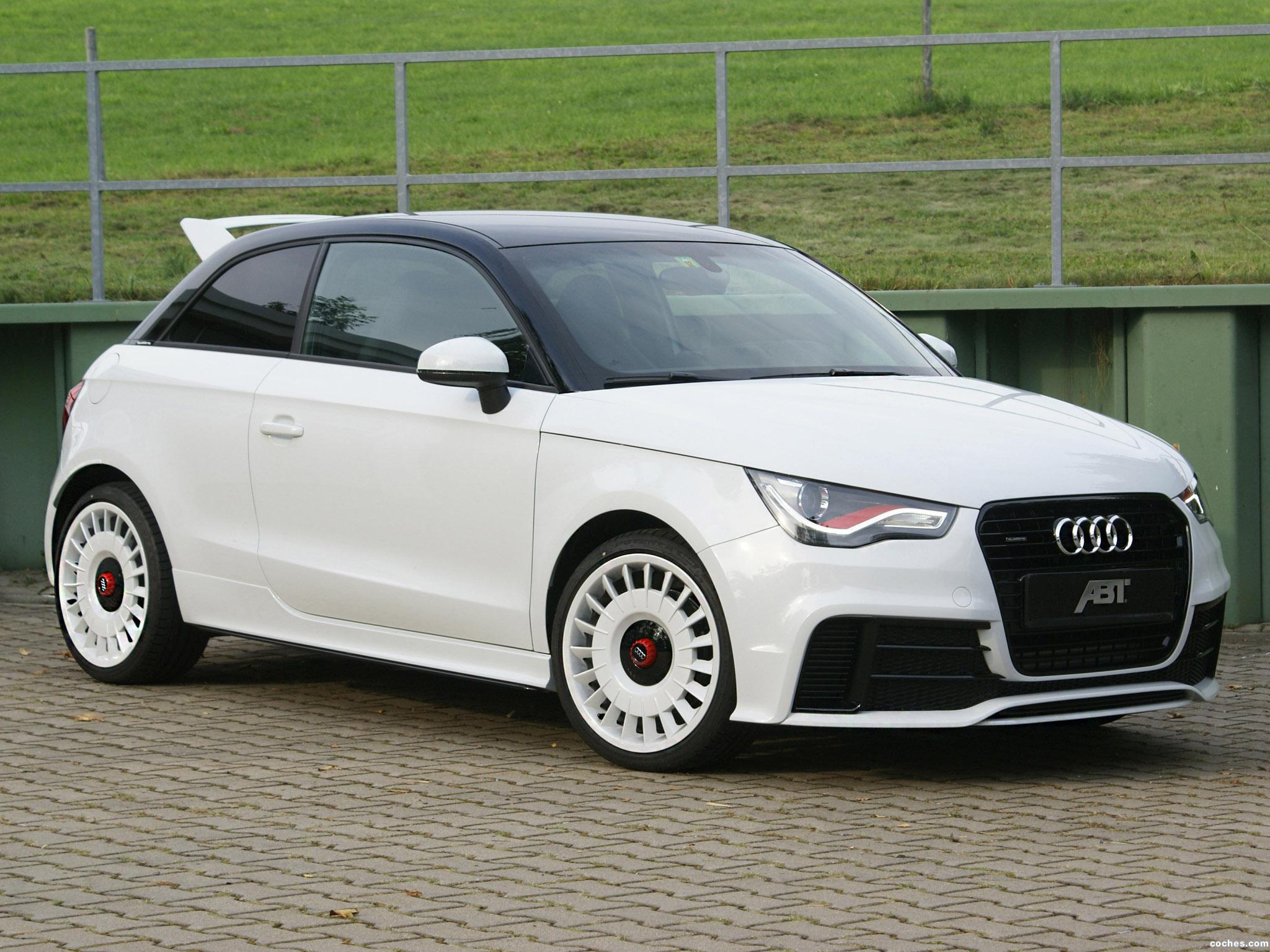 Foto 0 de Audi ABT A1 Quattro 2012