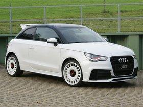 Ver foto 1 de Audi ABT A1 Quattro 2012