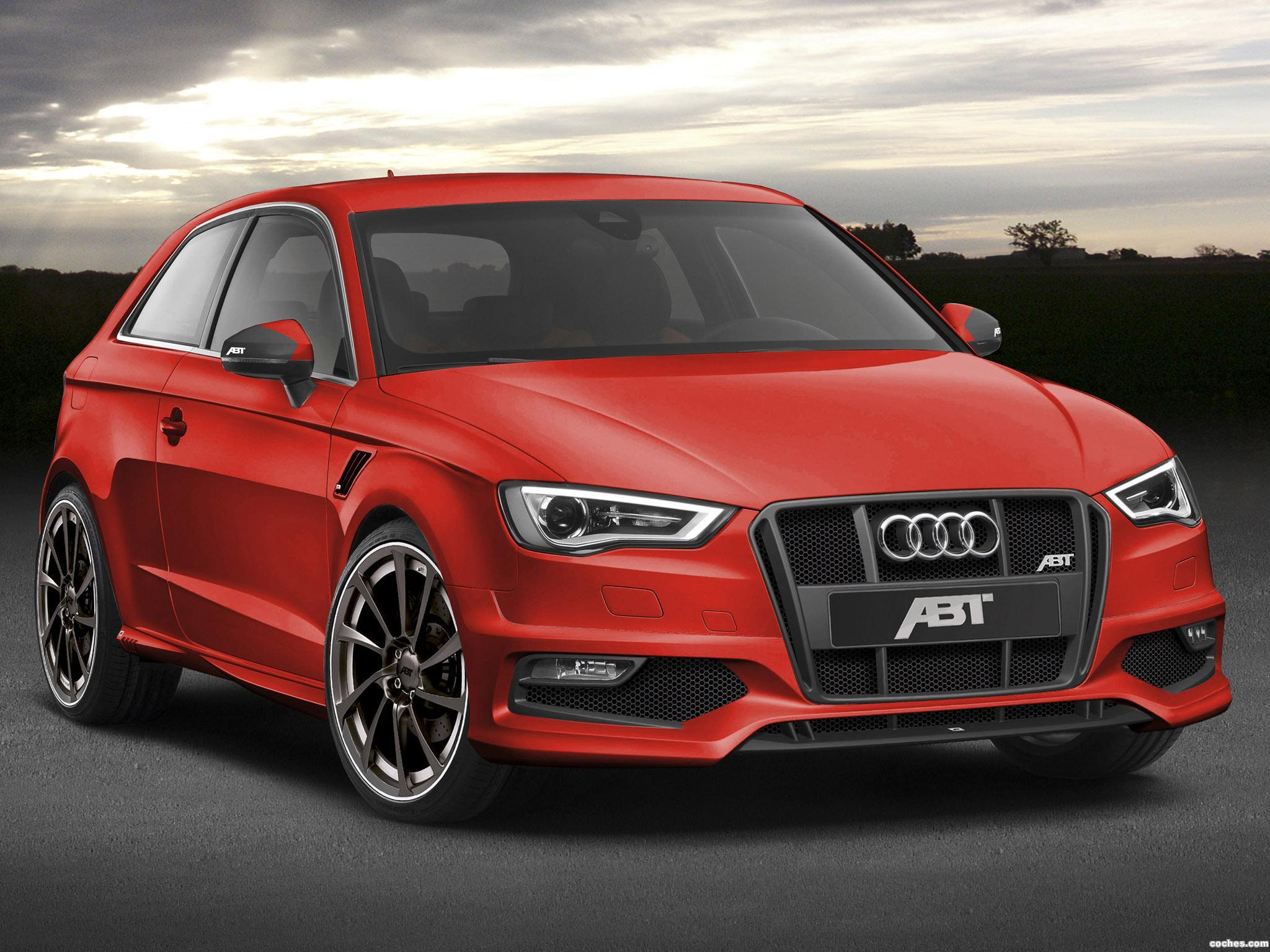 Foto 0 de Audi ABT AS3 2013