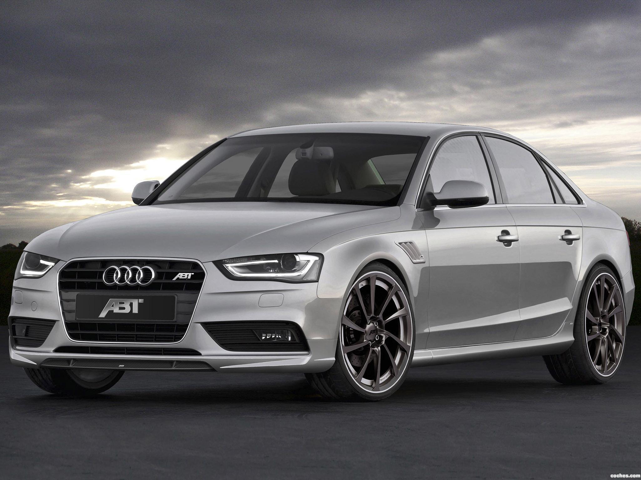 Foto 0 de Audi ABT A4 2012