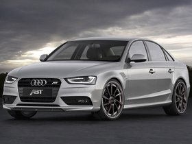 Ver foto 1 de Audi ABT A4 2012