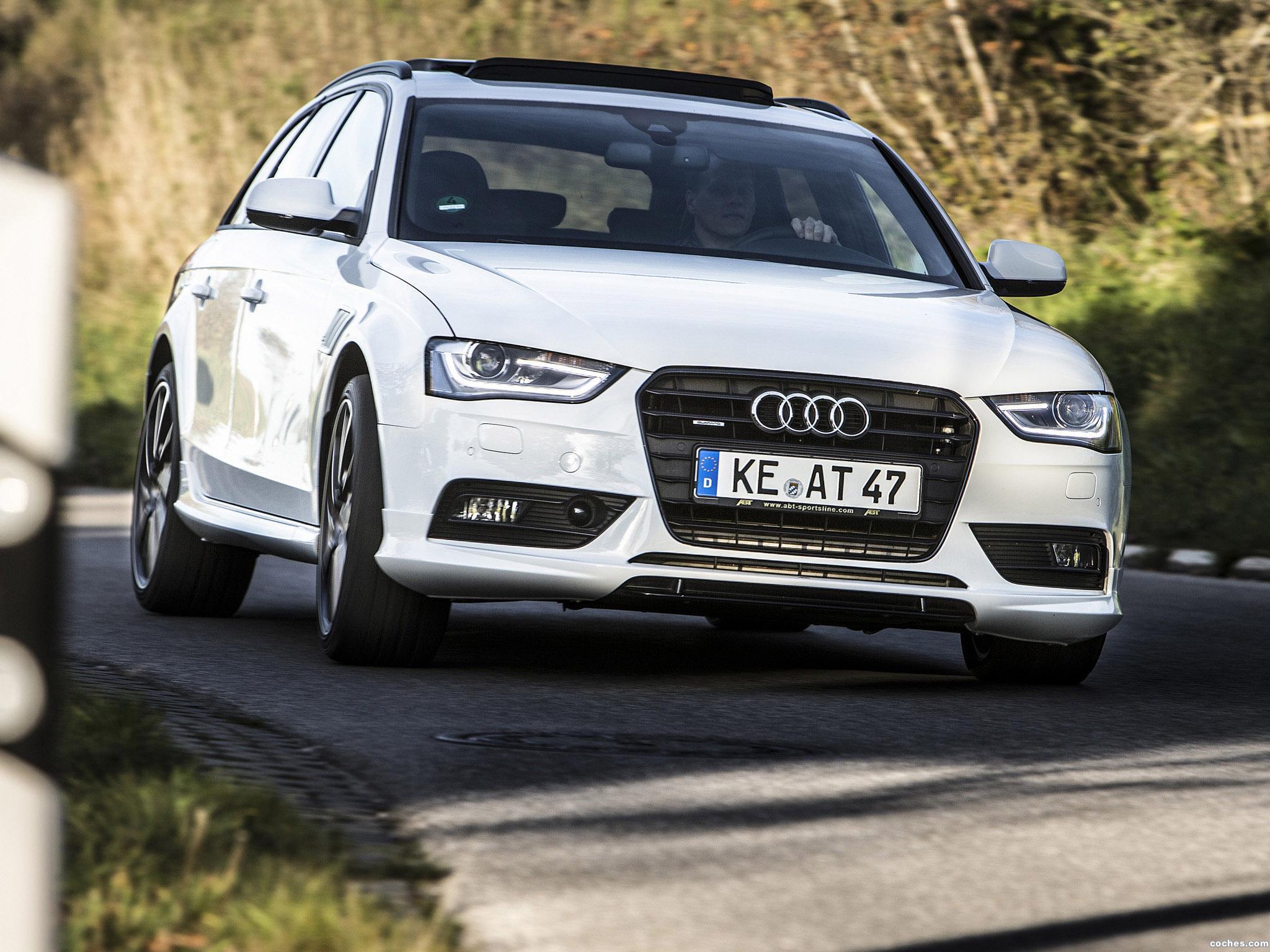 Foto 0 de Audi ABT AS4 Avant 2012