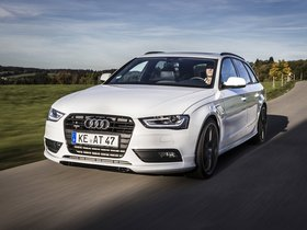 Ver foto 4 de Audi ABT AS4 Avant 2012