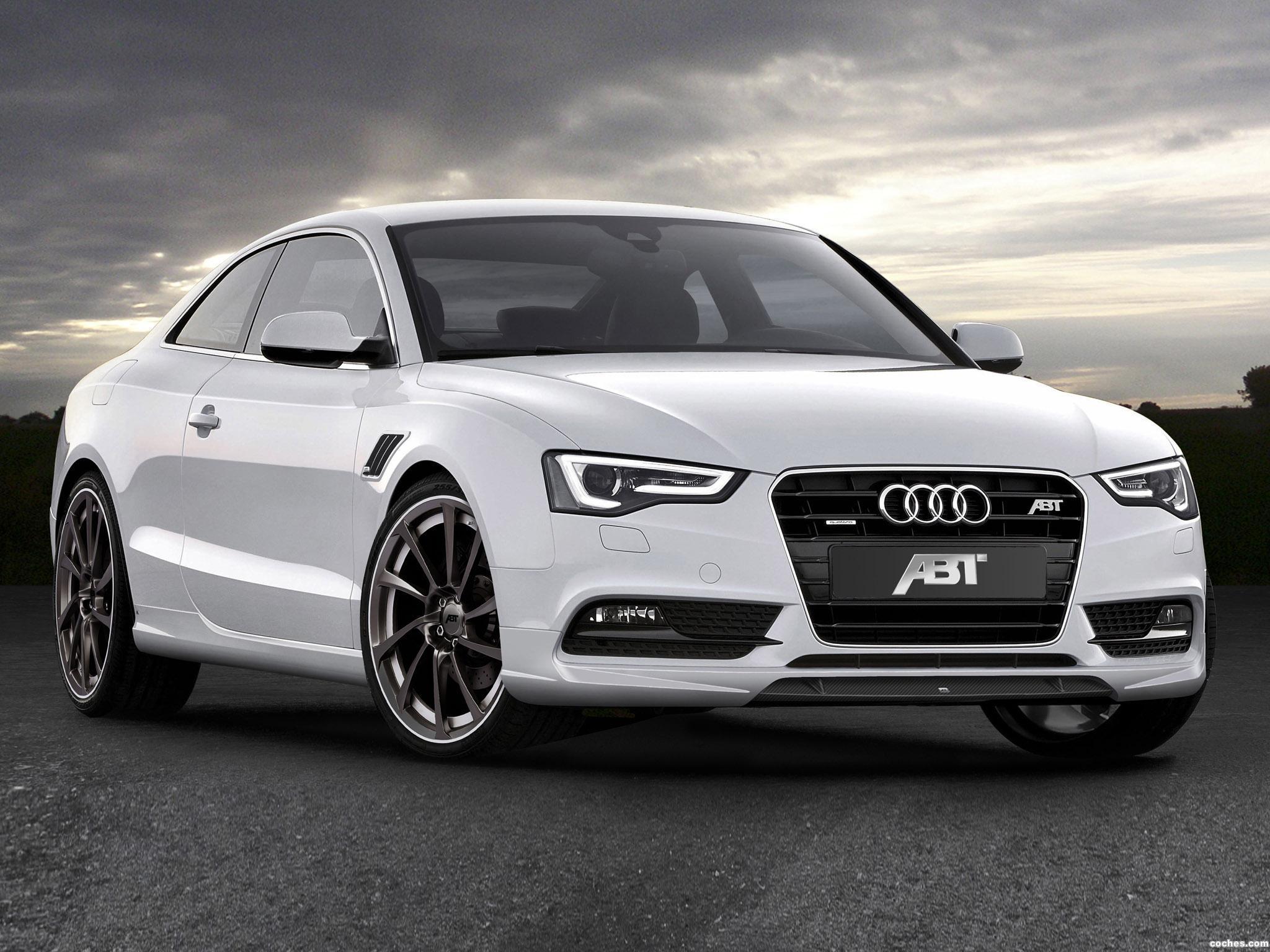 Foto 0 de Audi ABT AS5 2012