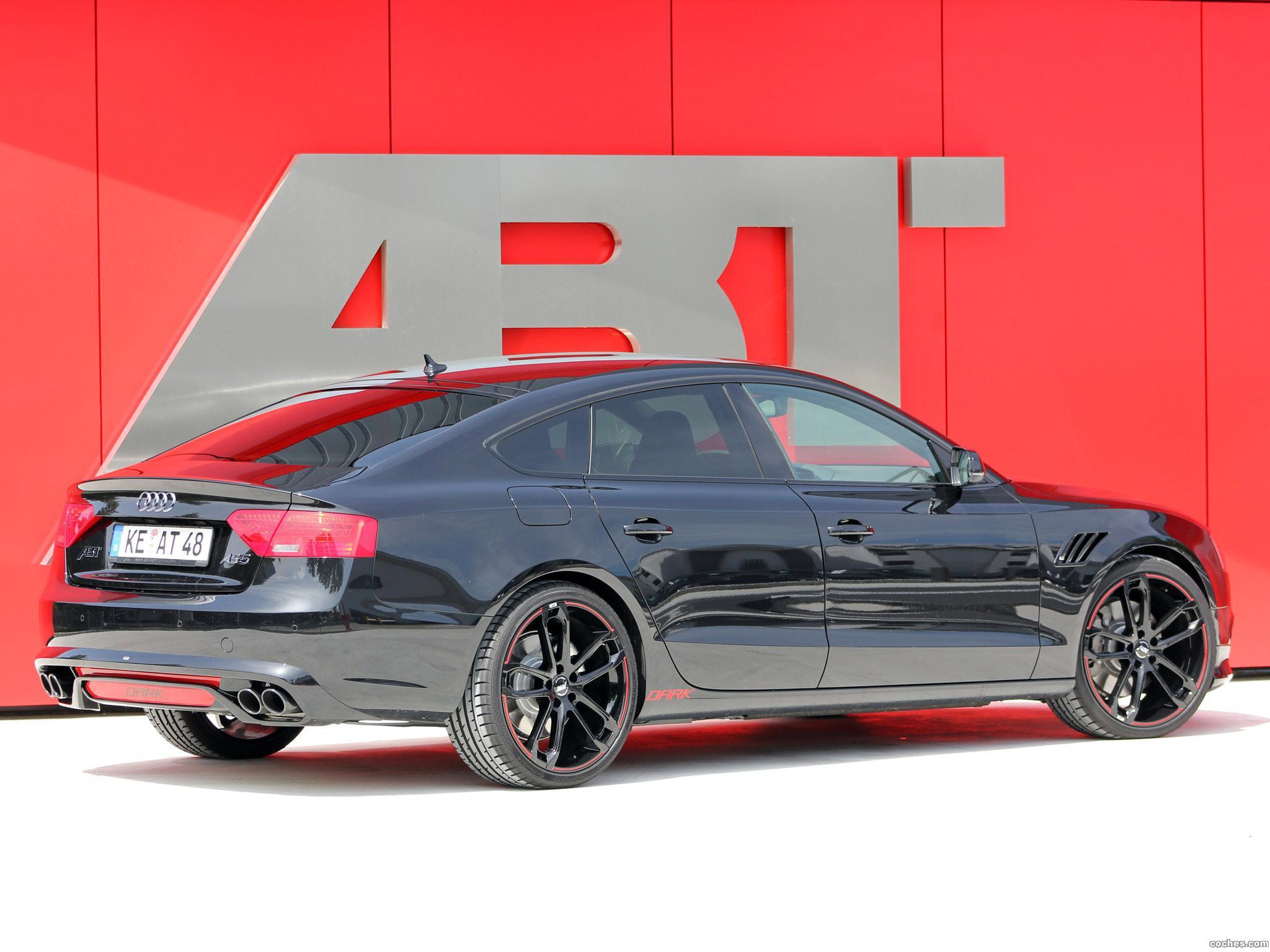 Foto 2 de ABT Audi A5 AS5 Dark 2014