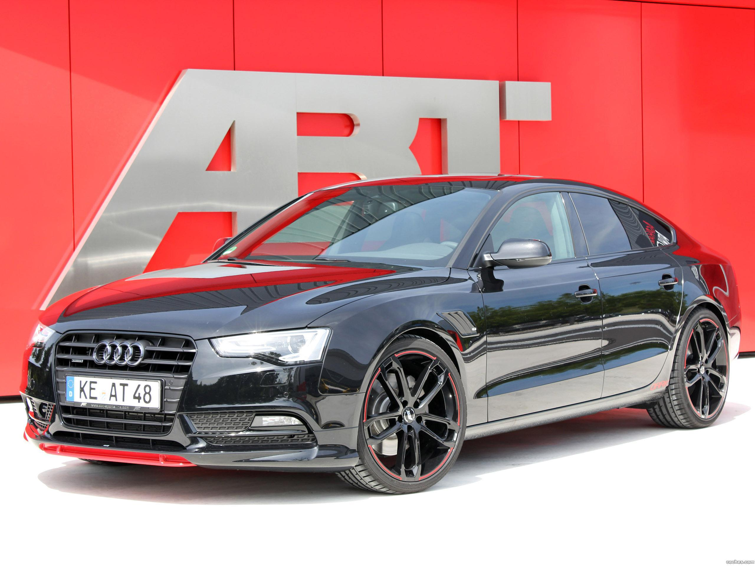 Foto 0 de ABT Audi A5 AS5 Dark 2014