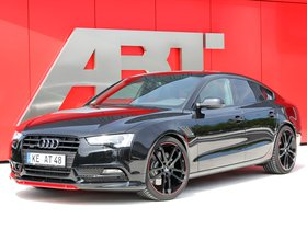 Ver foto 1 de ABT Audi A5 AS5 Dark 2014
