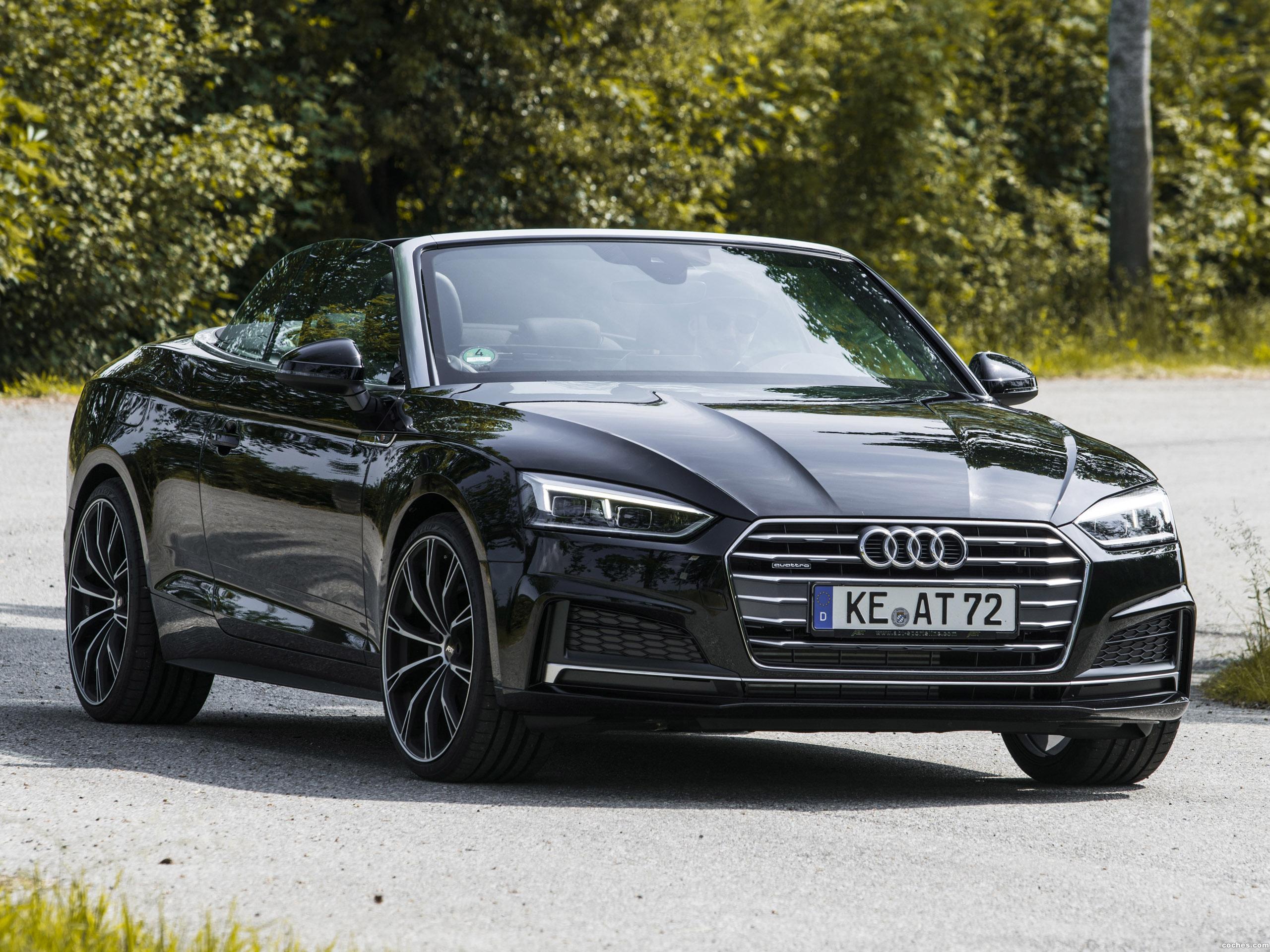 Foto 0 de ABT Audi A5 Cabriolet 2017