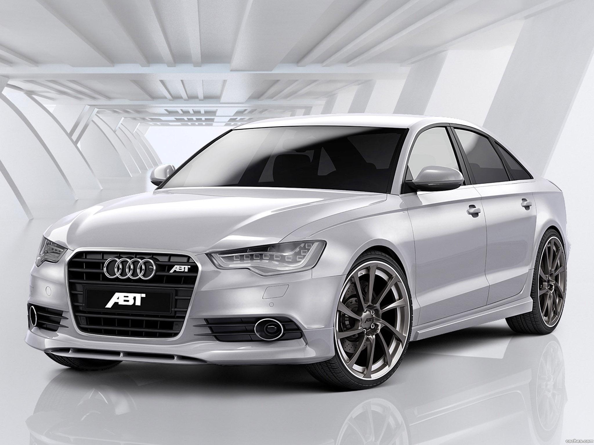 Foto 0 de Audi ABT A6 2011