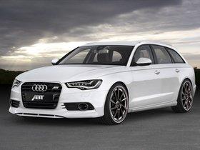 Ver foto 1 de Audi ABT A6 Avant 2011