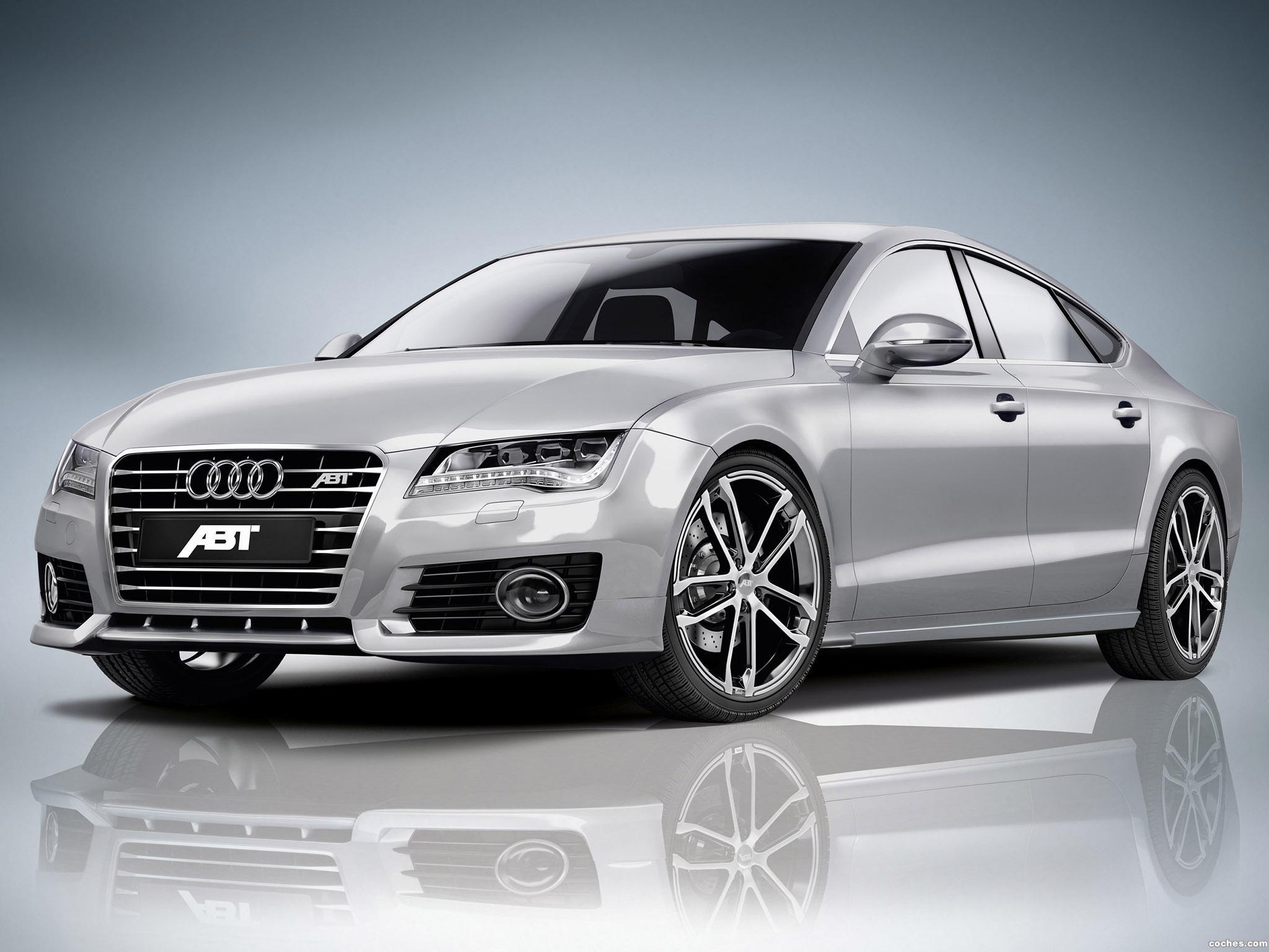Foto 0 de ABT Audi A7 Sportback 2011
