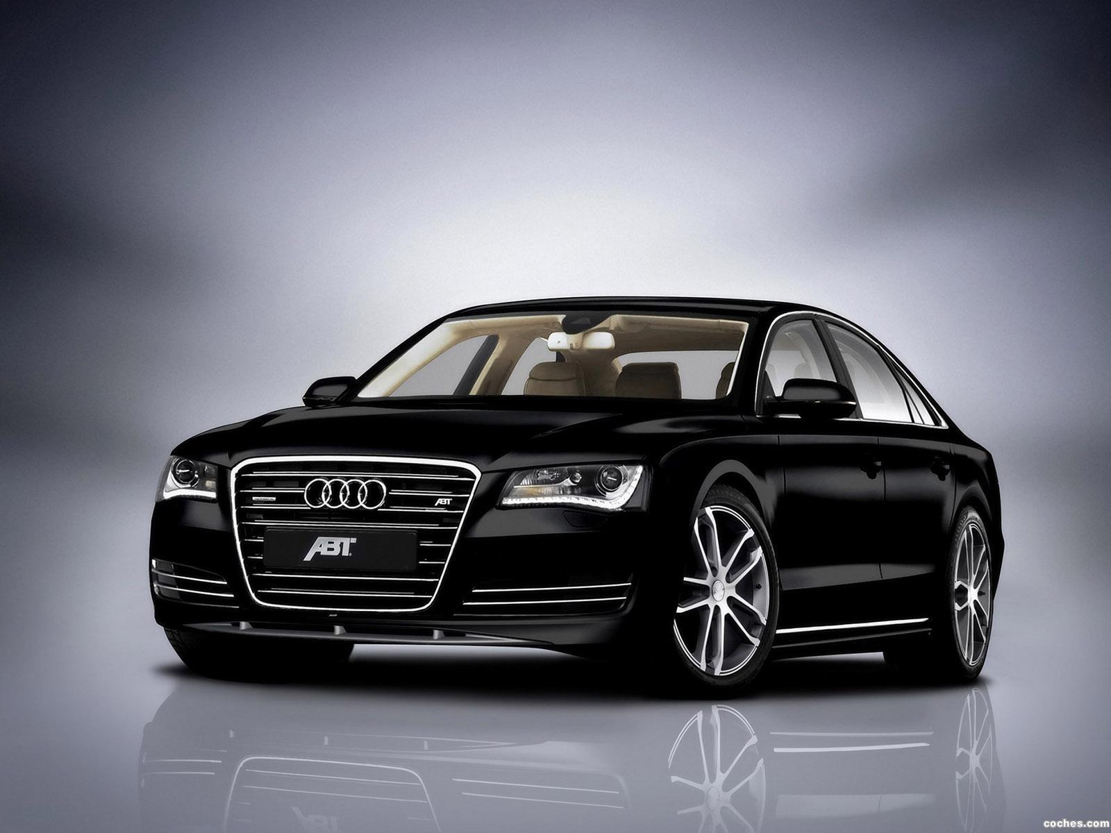 Foto 2 de Audi ABT AS8 D4 2010