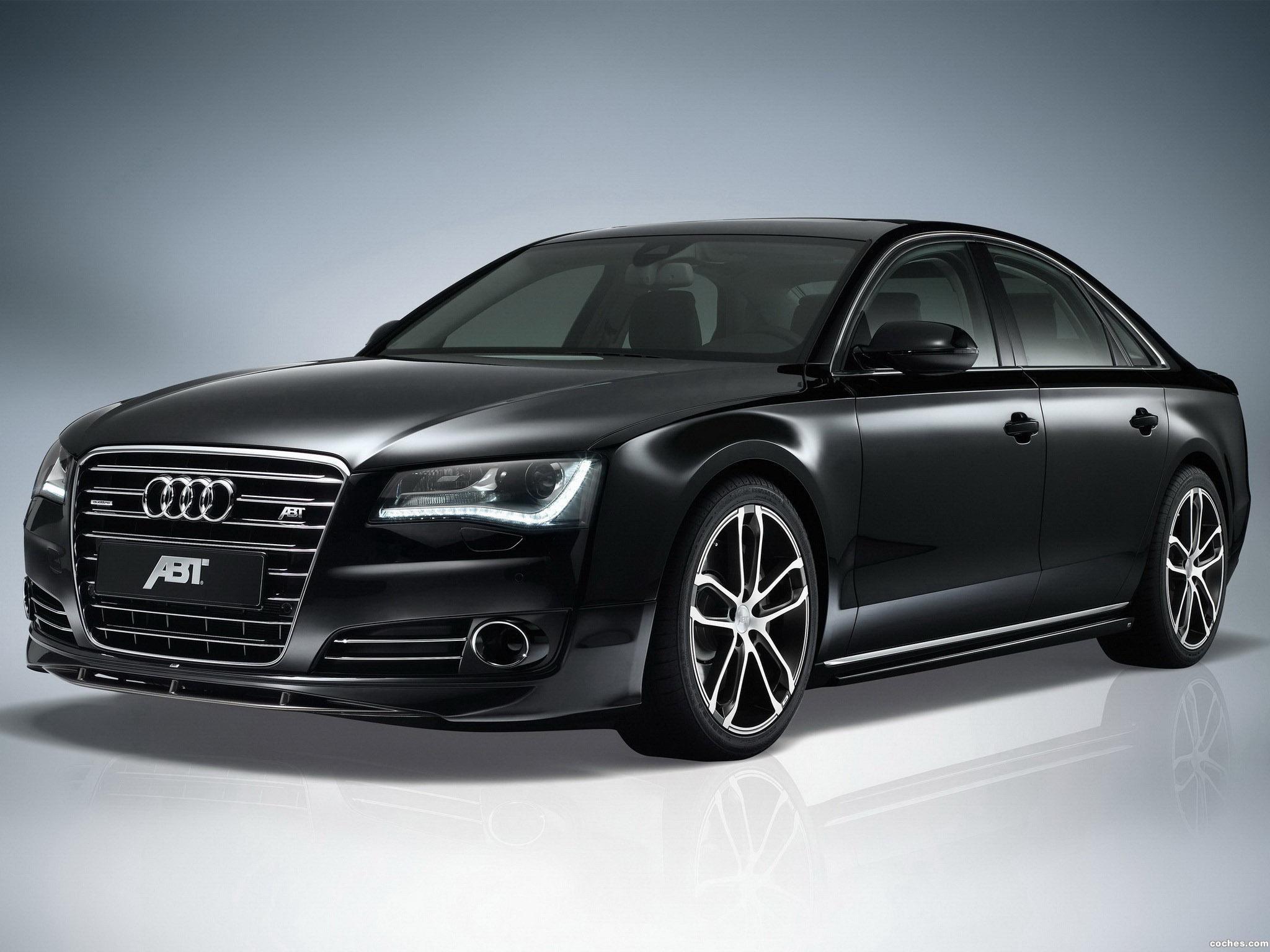 Foto 0 de Audi ABT AS8 D4 2010