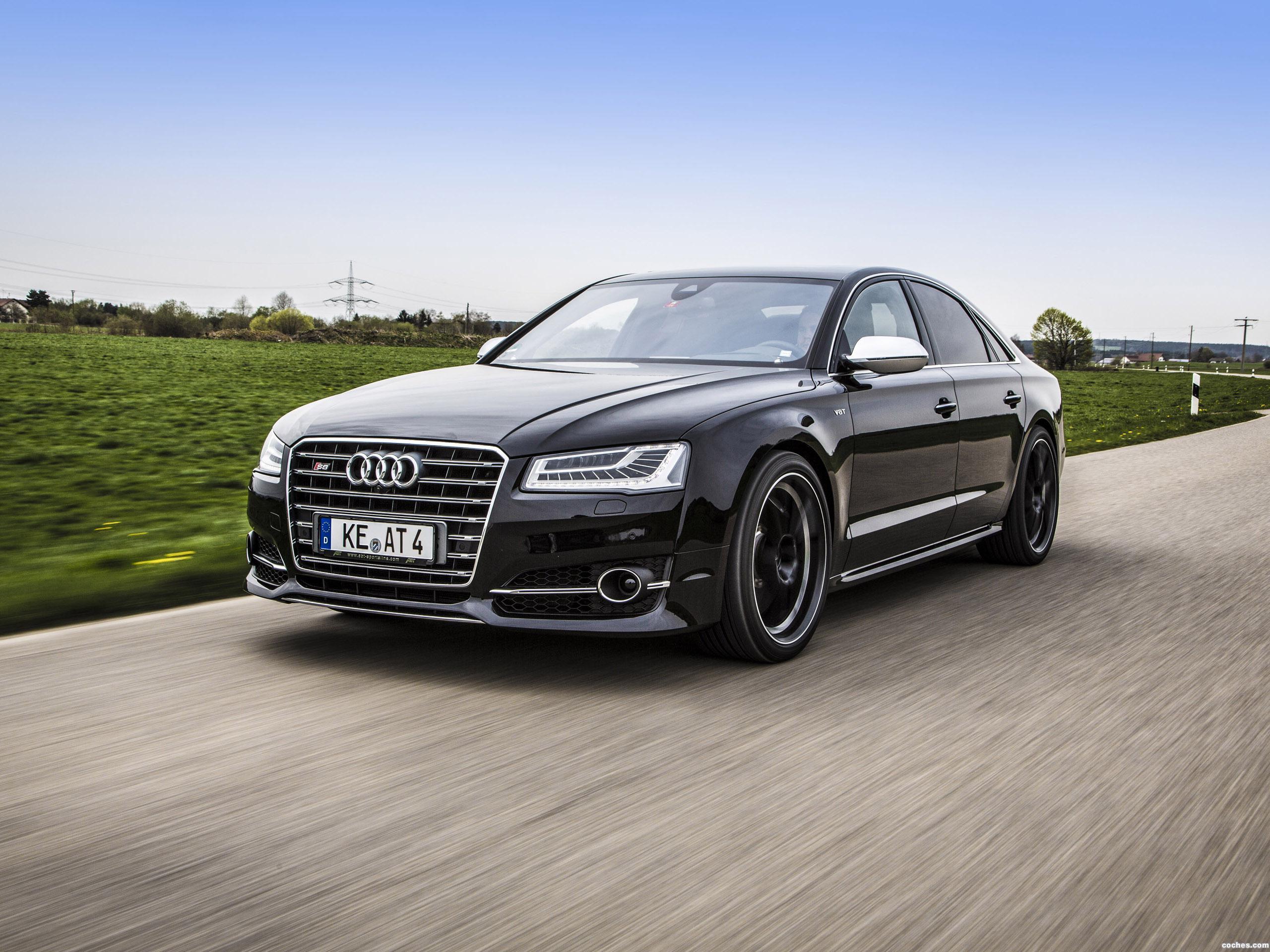 Foto 0 de Audi ABT A8 AS8 D4 2014