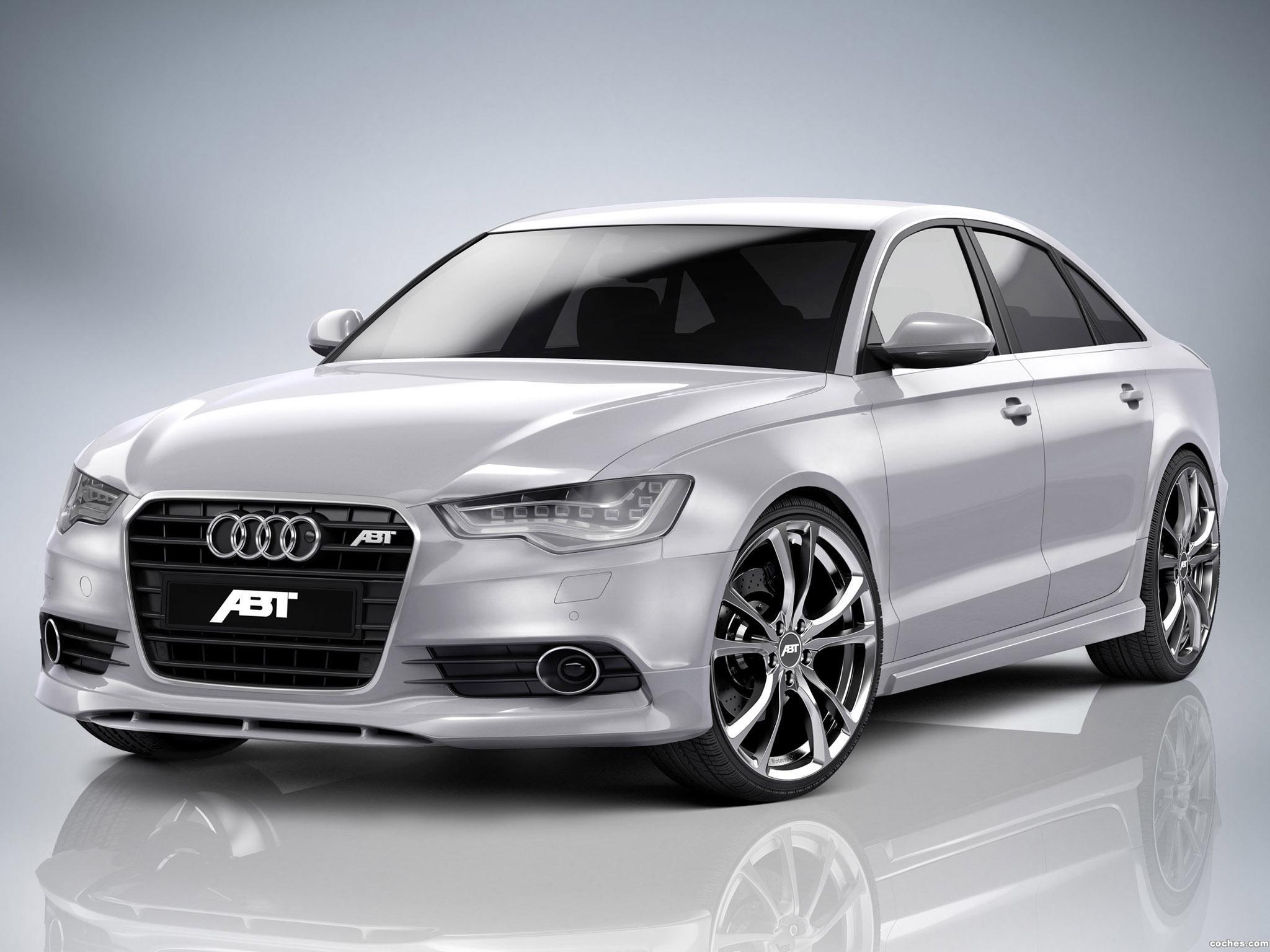 Foto 0 de Audi ABT AS6 Sedan 2013