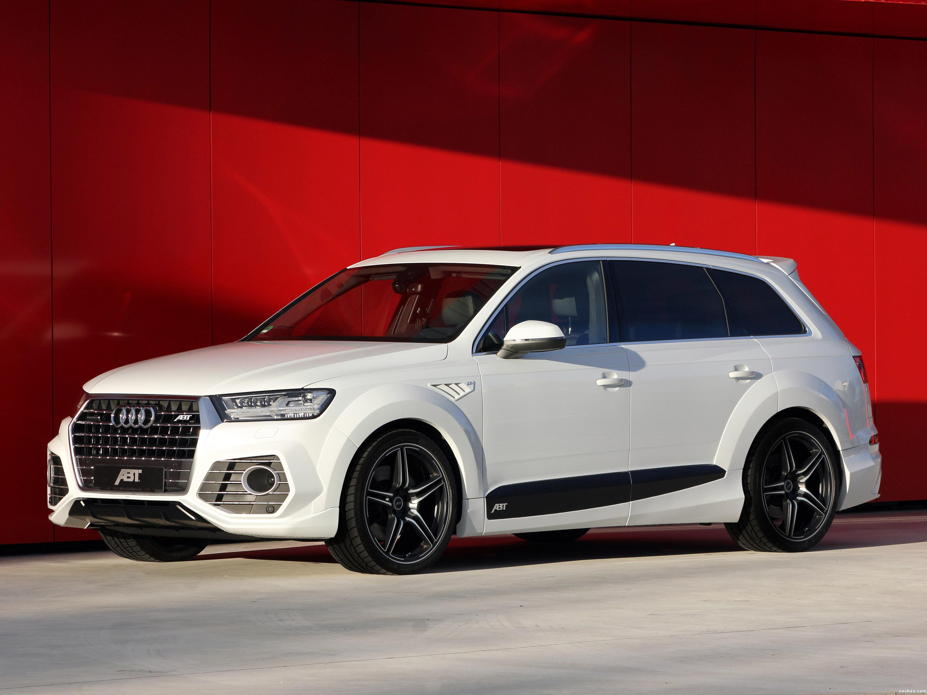 Foto 0 de ABT Audi QS7 2016