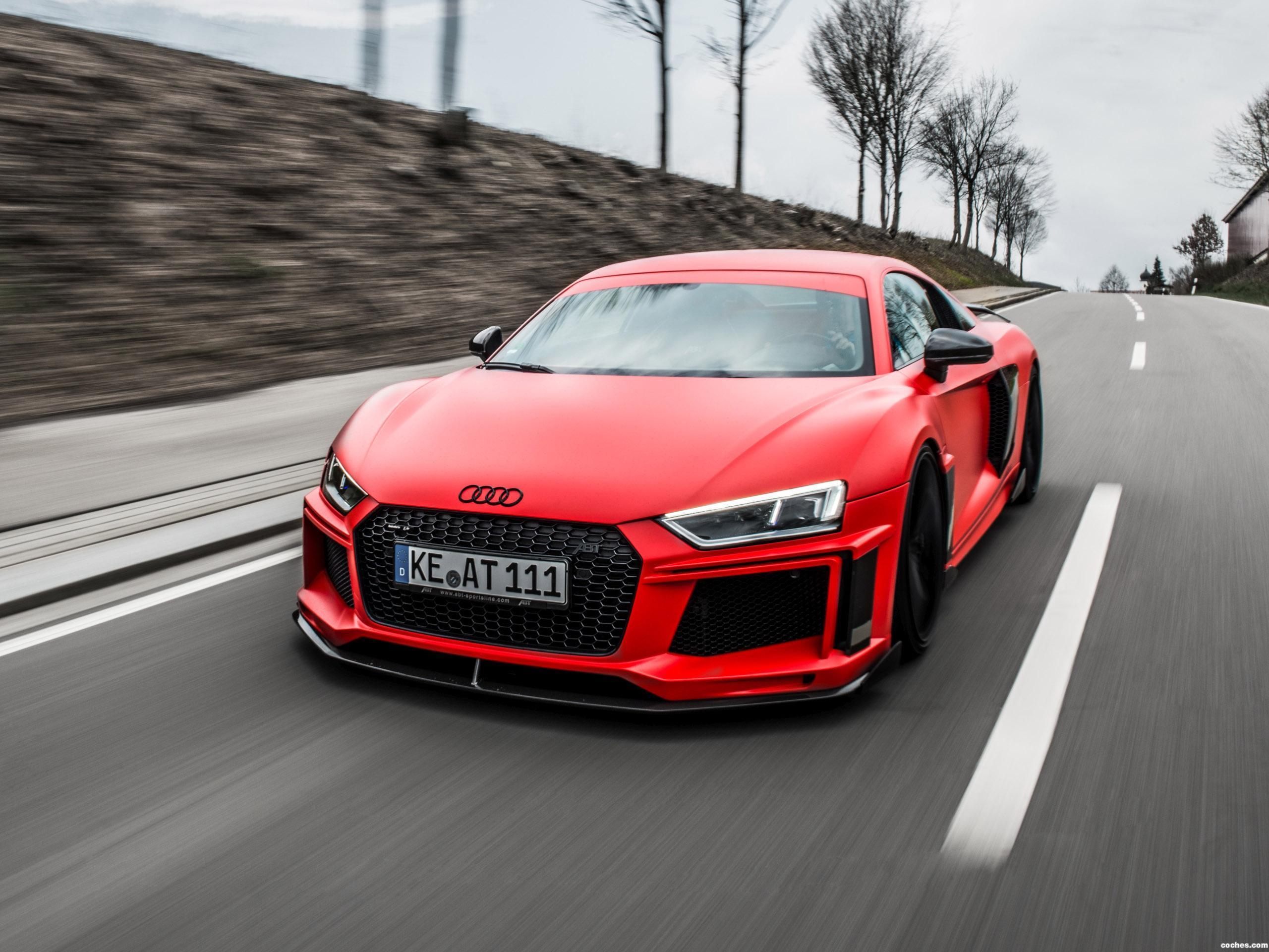 Foto 0 de ABT Audi R8 2017
