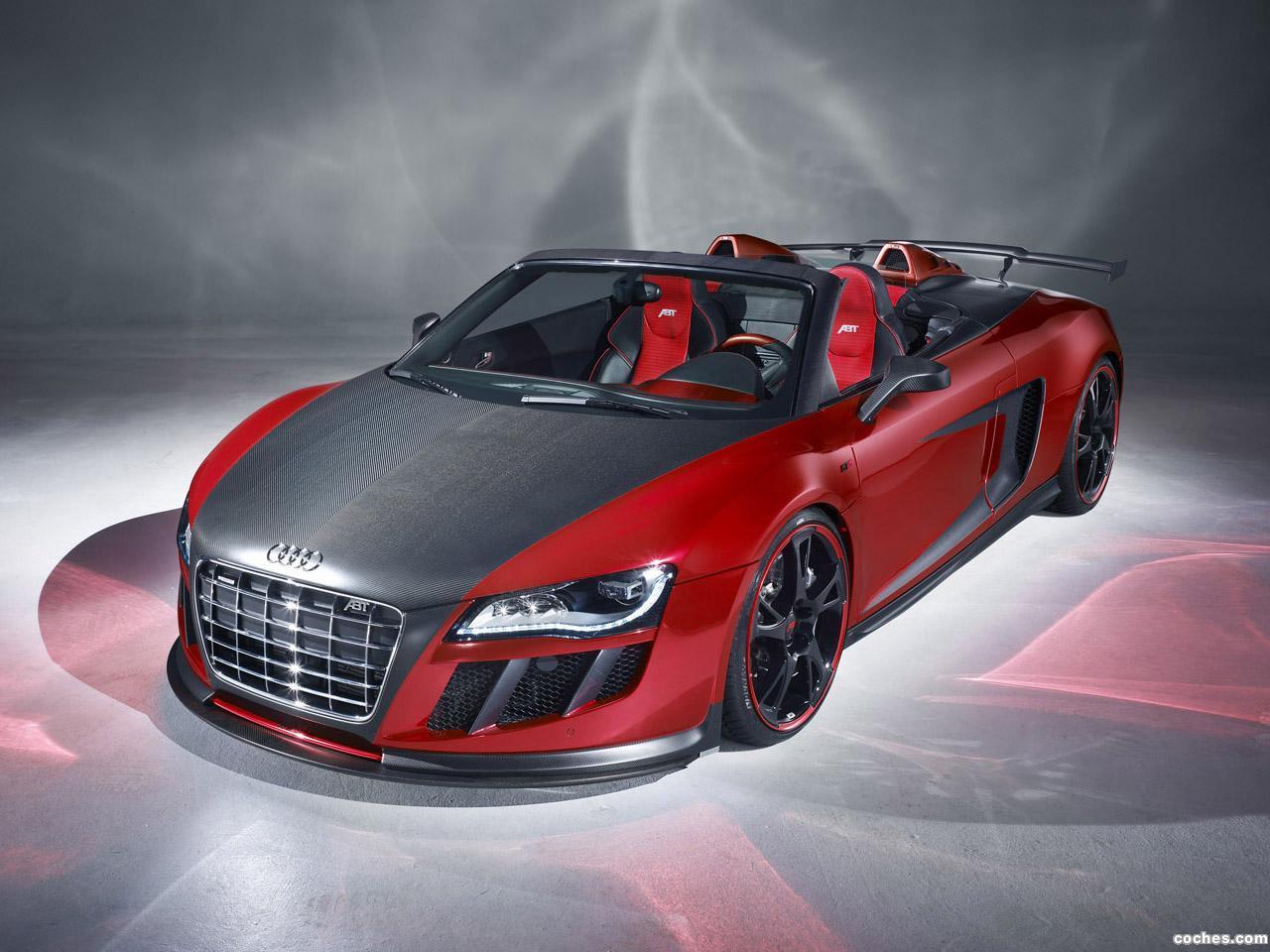 Foto 3 de Audi R8 GT S abt 2011