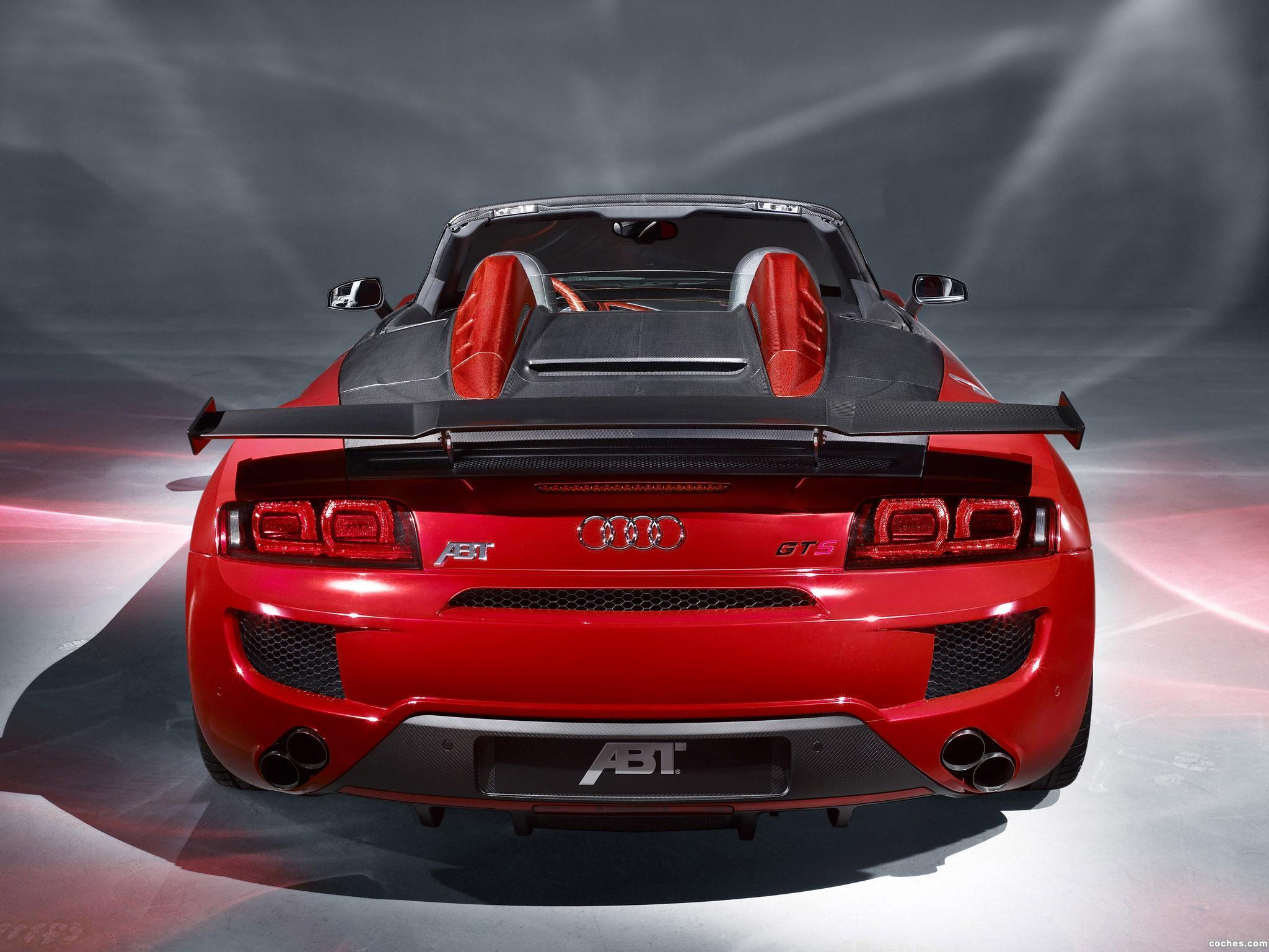 Foto 2 de Audi R8 GT S abt 2011