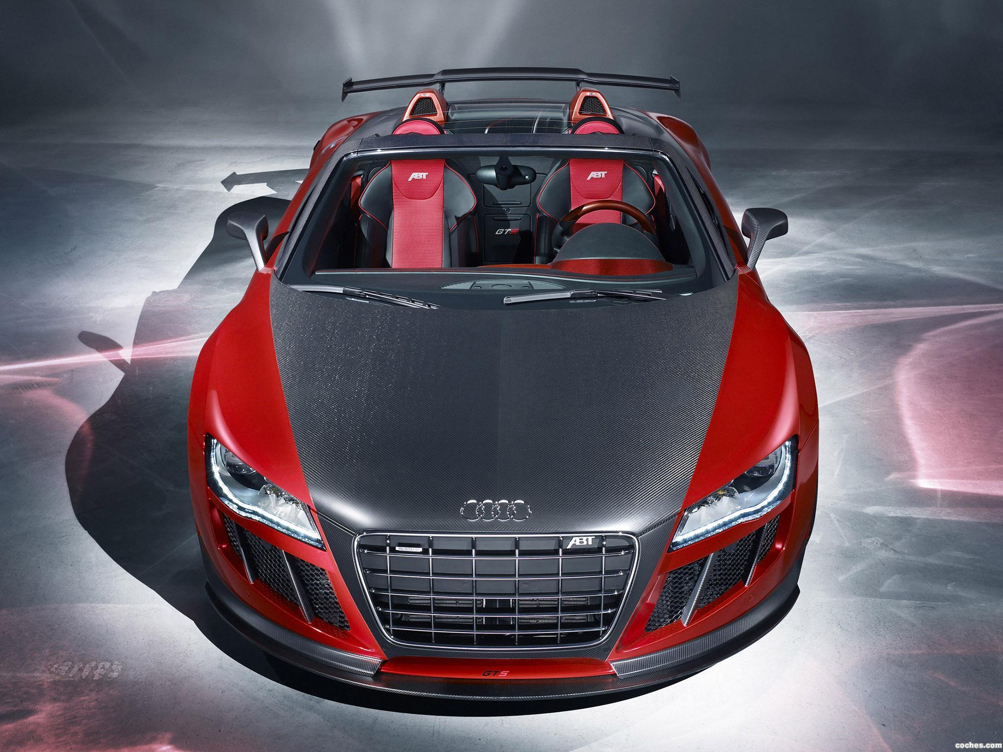 Foto 0 de Audi R8 GT S abt 2011