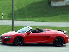 Ver foto 12 de Audi R8 Spyder abt 2010