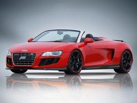 Ver foto 5 de Audi R8 Spyder abt 2010