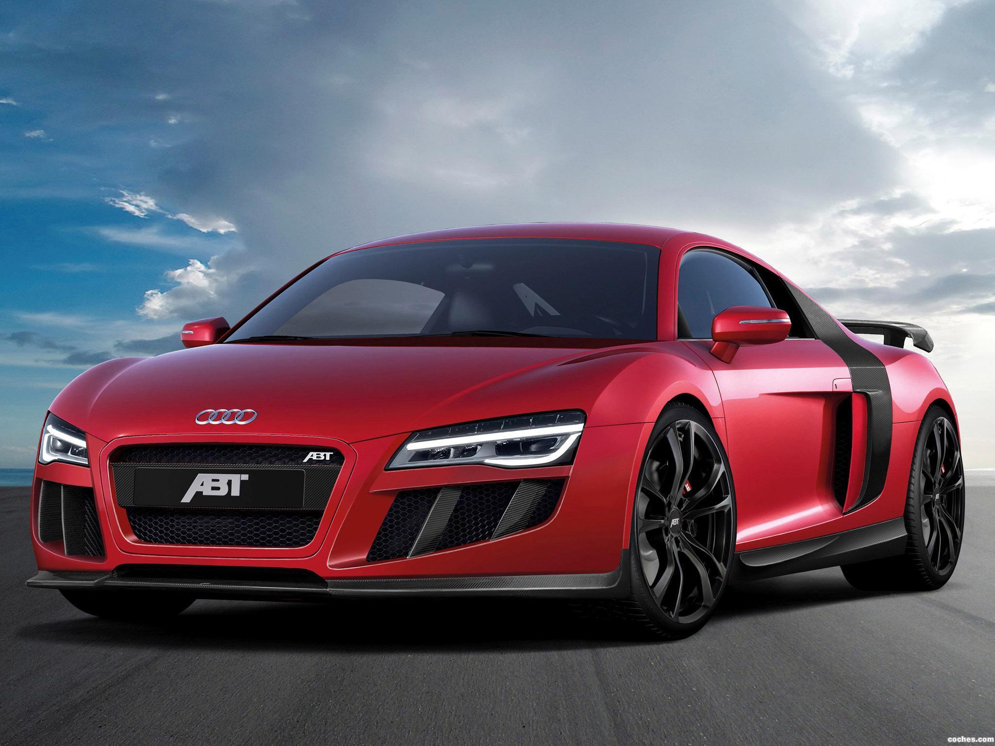 Foto 0 de Audi ABT R8 V10 2013
