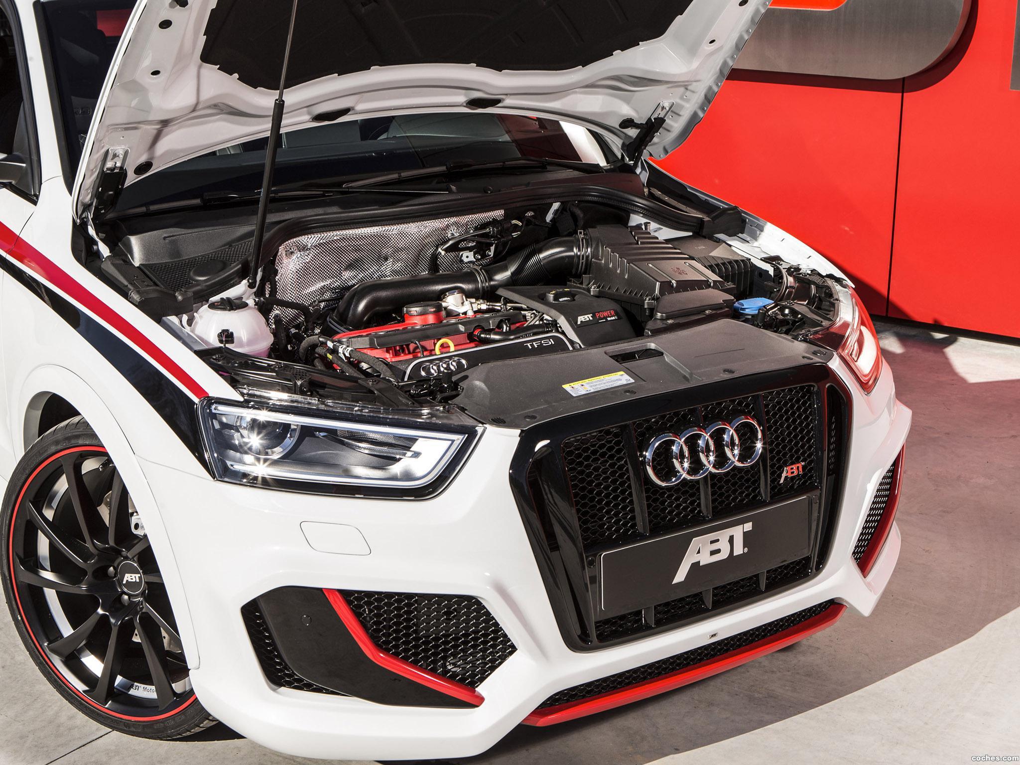 Foto 10 de ABT Audi RS Q3 2014
