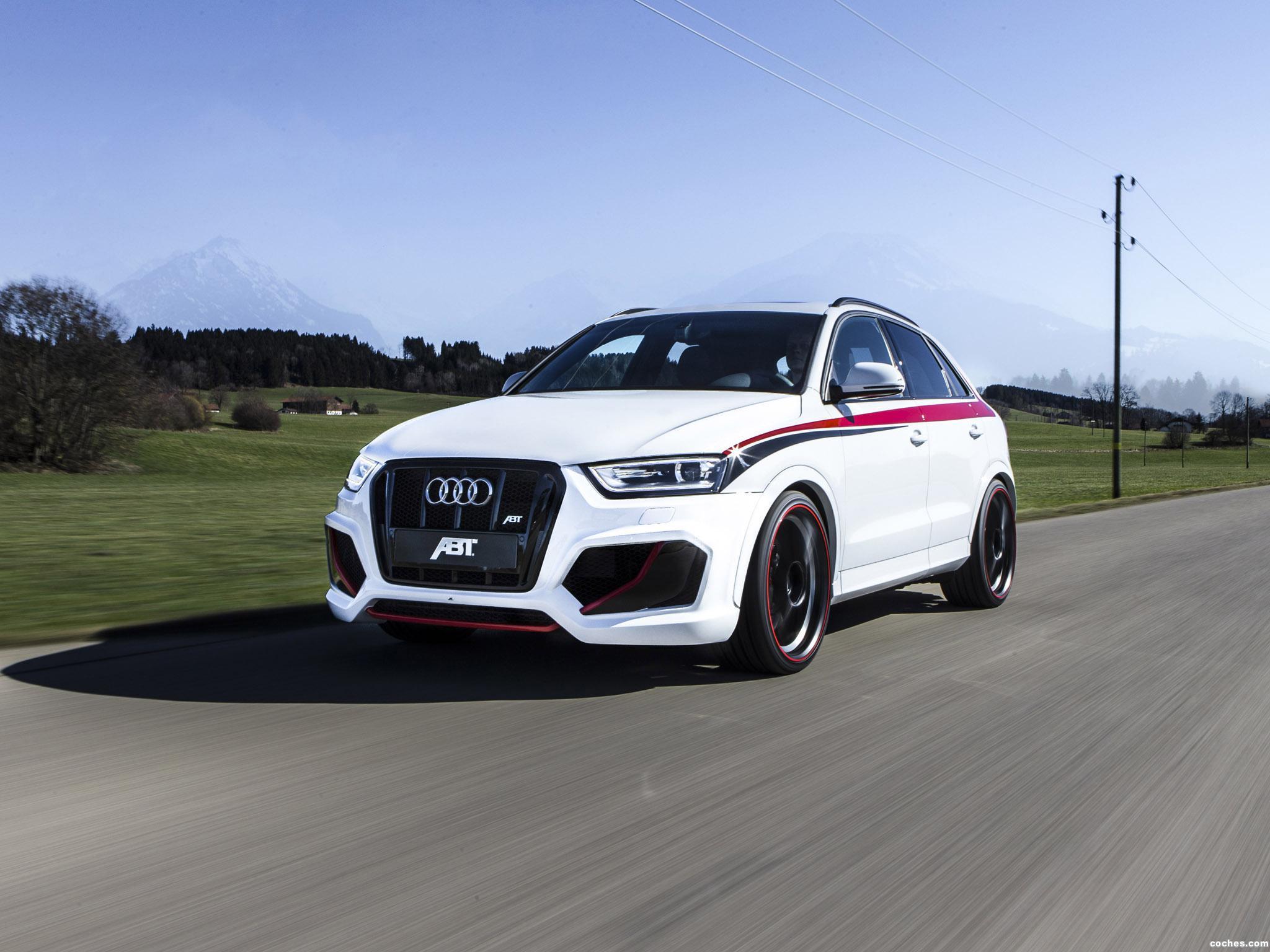 Foto 7 de ABT Audi RS Q3 2014
