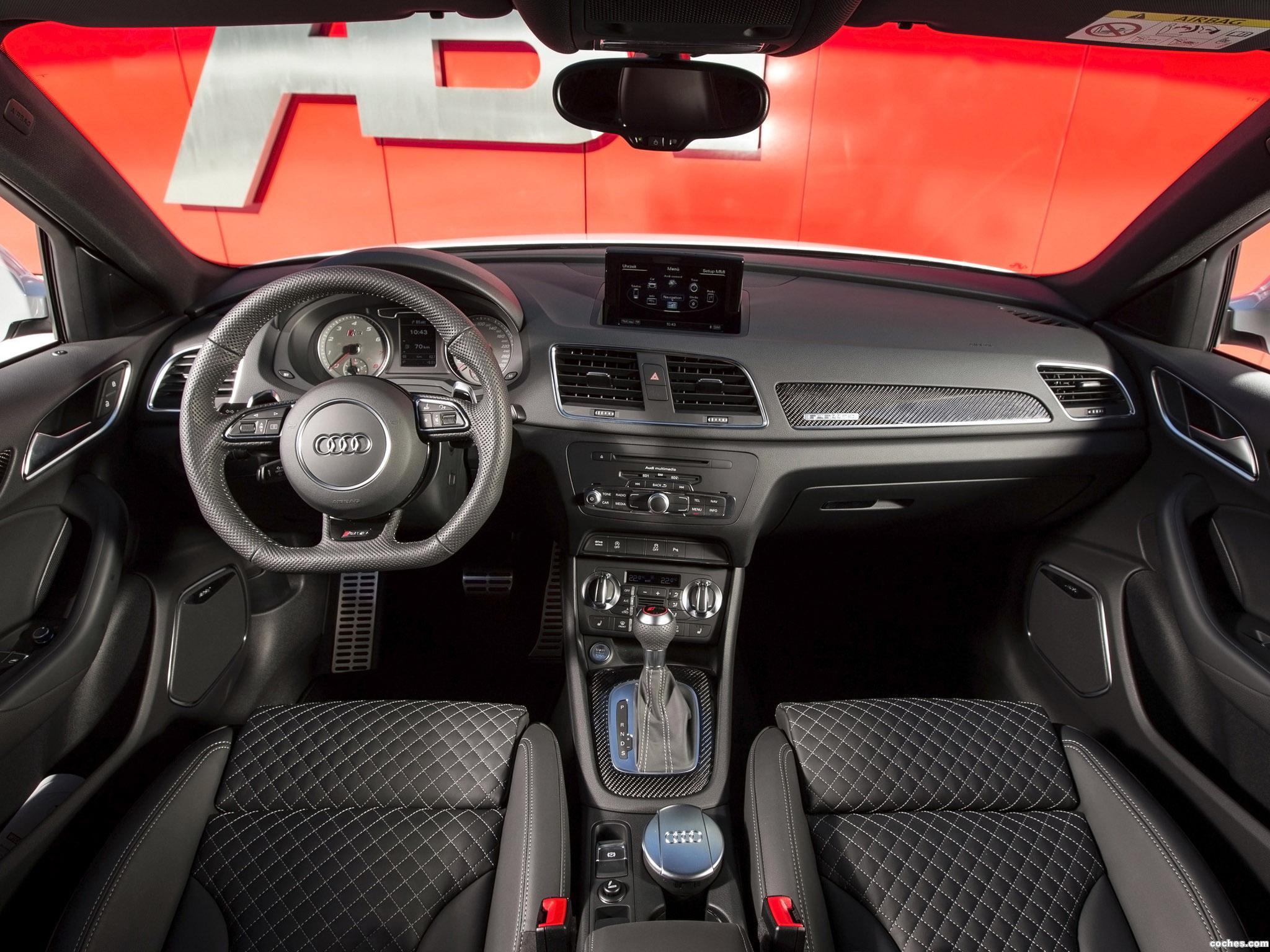 Foto 2 de ABT Audi RS Q3 2014