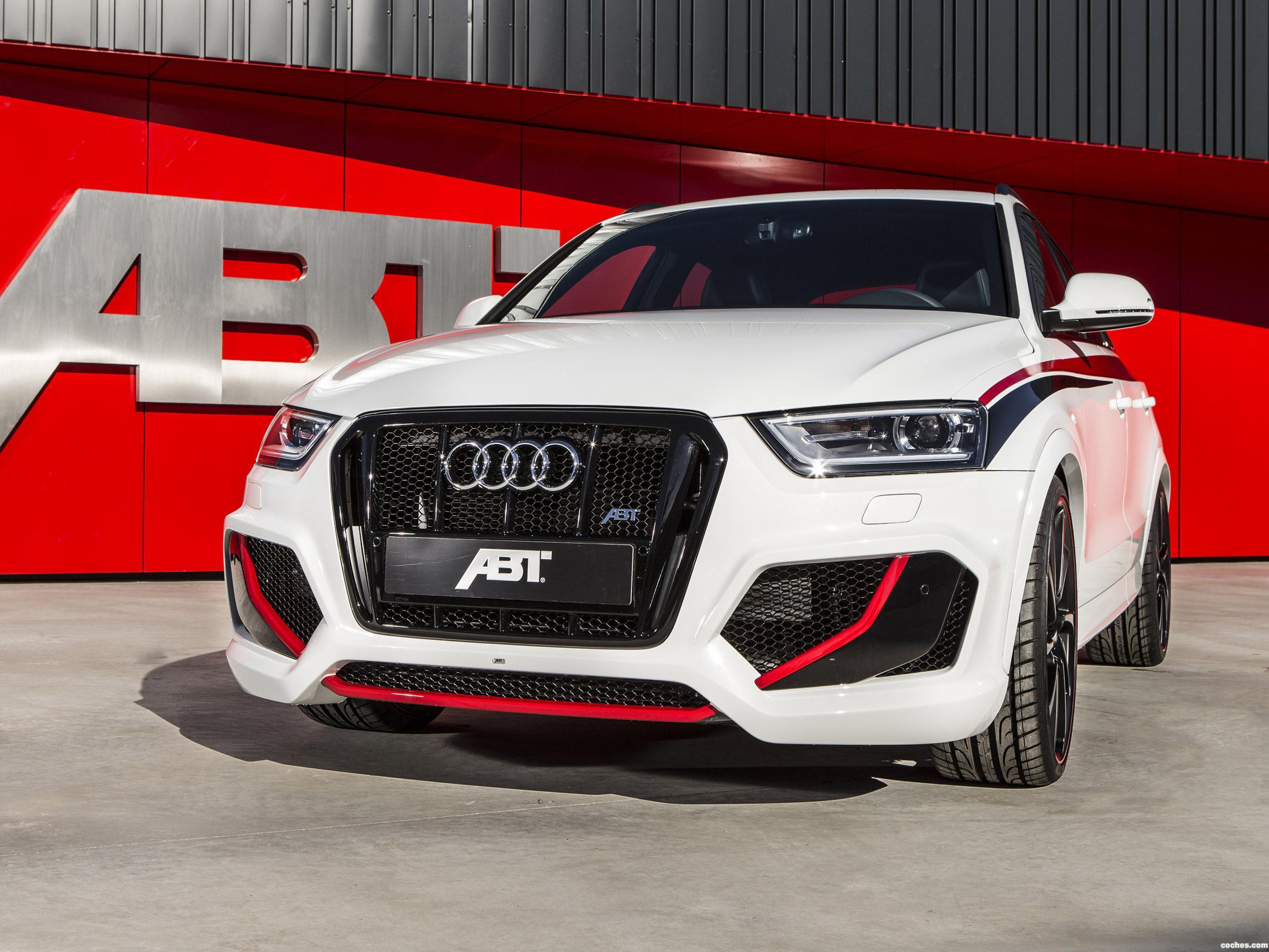 Foto 0 de Audi ABT RS Q3 2014