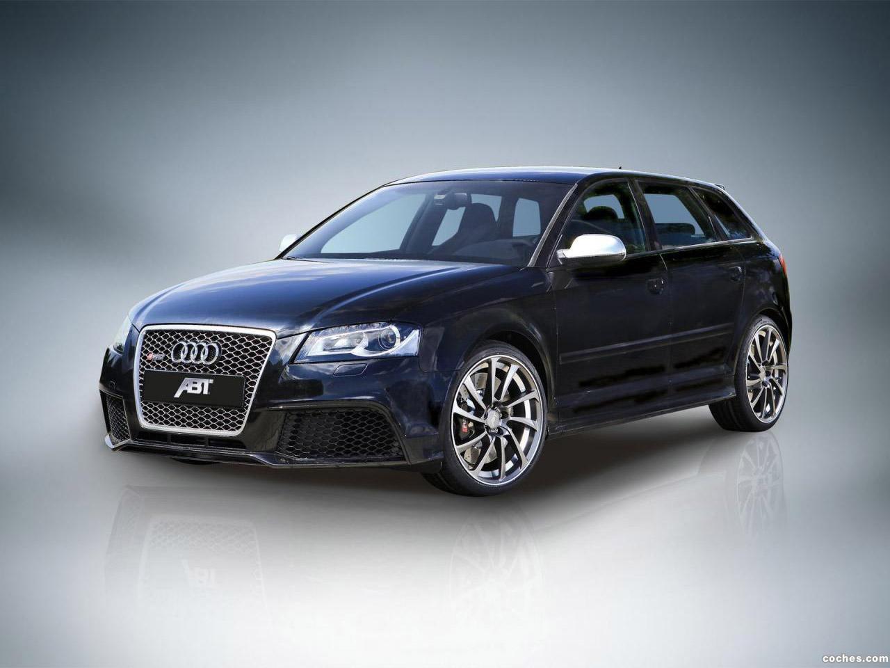 Foto 0 de Audi ABT RS3 Sportback 2011