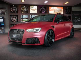 Ver foto 1 de Audi ABT RS3 Sportback 2015