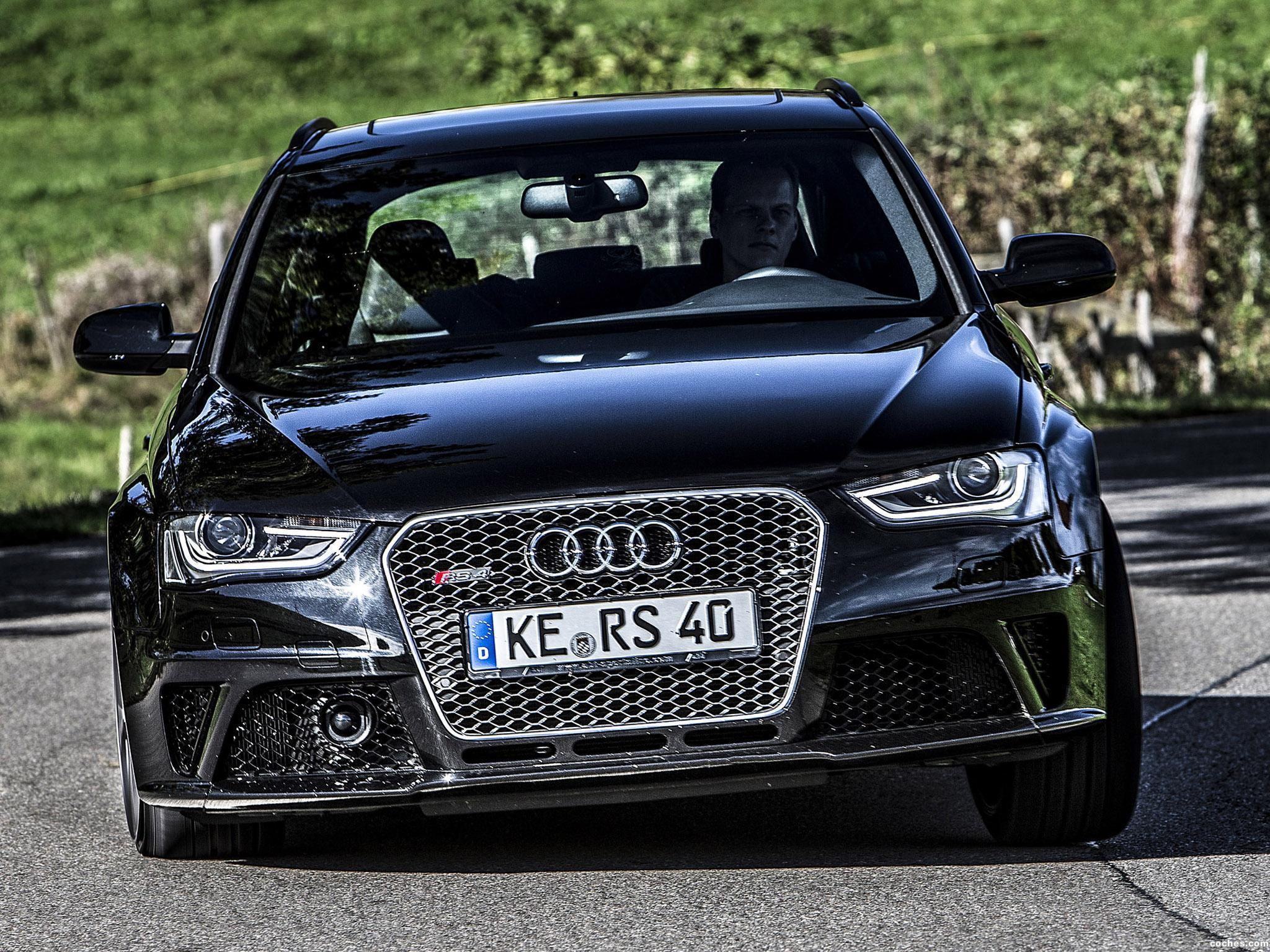 Foto 0 de Audi ABT RS4 2012
