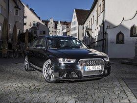 Ver foto 3 de Audi ABT RS4 2012