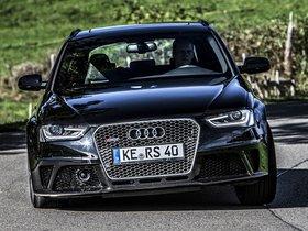 Ver foto 1 de Audi ABT RS4 2012