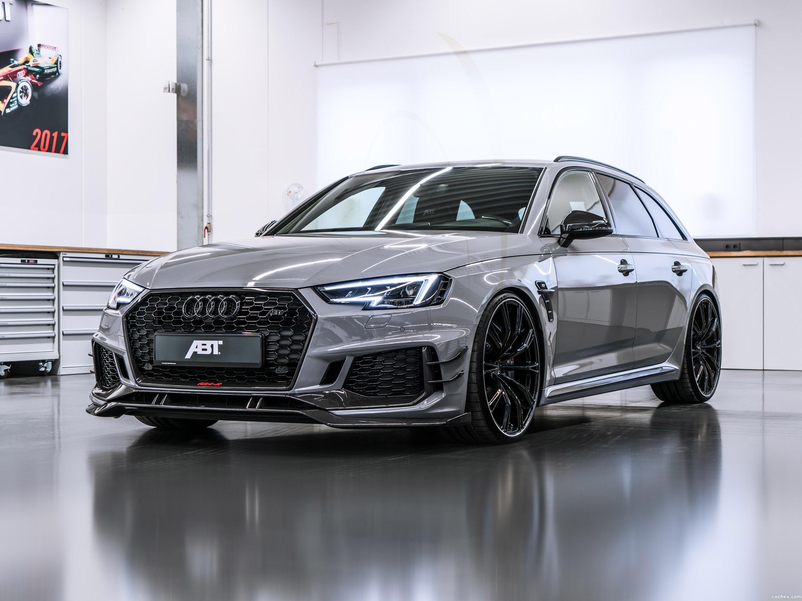 Foto 0 de ABT Audi RS4-R Avant 2018