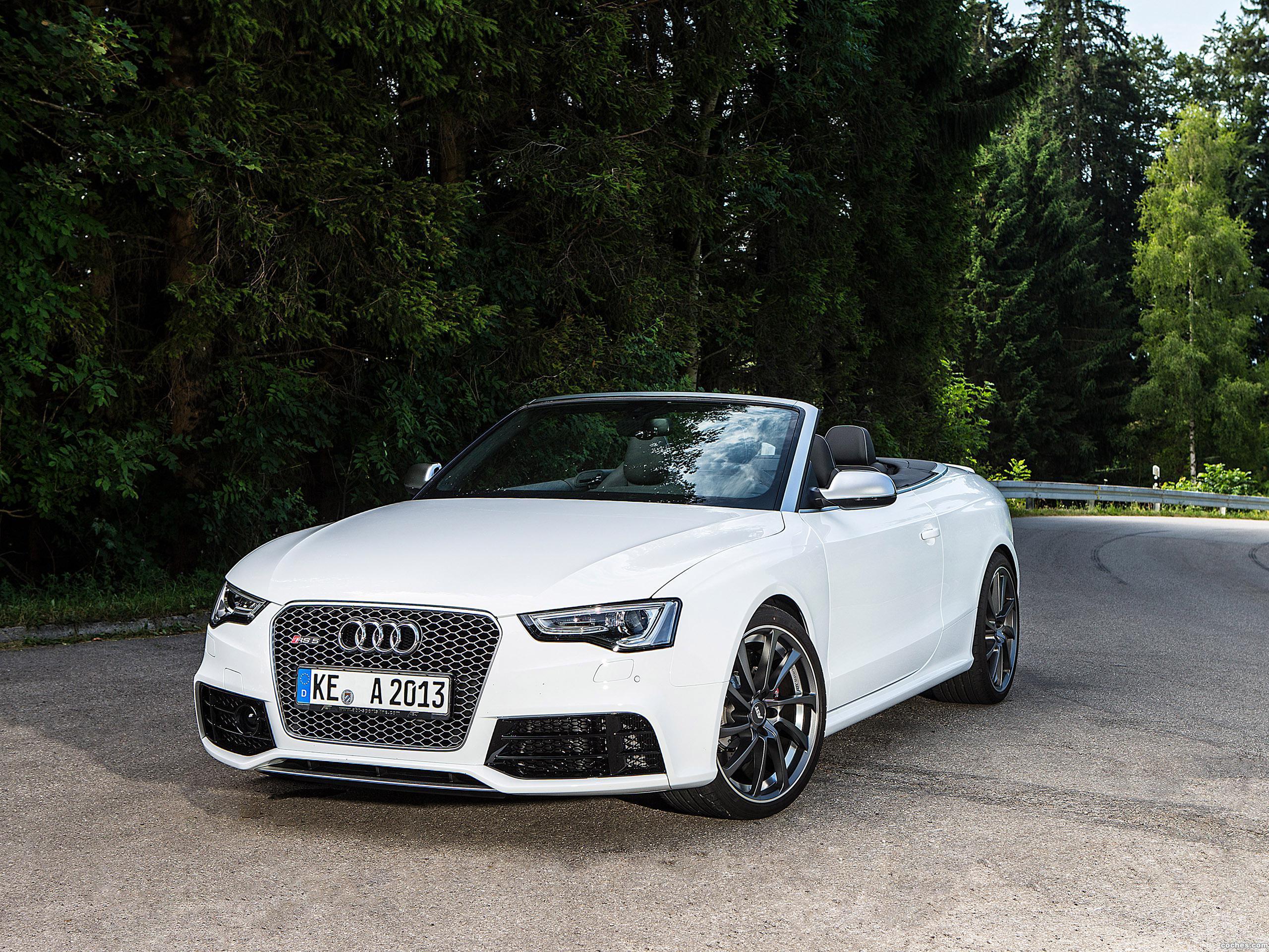 Foto 0 de Audi ABT RS5 Convertible 2014